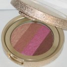 New Laura Geller Baked Eye Dreams ~ Pink Sunset ~ Gold Compact Palette Eyeshadow ~ Full Size