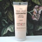 Laura Geller Real Deal CONCEALER MINI ~ LIGHT ~ .25oz ~ Serious Coverage