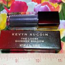 Kevyn Aucoin The Loose Shimmer Shadow Eye Shadow  ~ LAPIS ~  .08 oz / 2.3 g Full Size