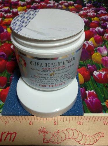 FAB First Aid Beauty Ultra Repair Cream ~ VANILLA CITRON ~ 113g / 4 oz