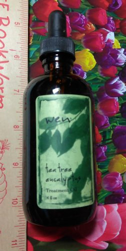 Wen Tea Tree Eucalyptus Treatment Oil 4 oz
