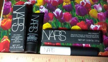 NARS Pro-Prime Smudge Proof Eyeshadow Base + Light Optimizing SPF15 Primer