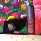 Lot 2 ~ Laura Mercier Lipstick MILKY WAY ~ + ~ Tarte LipSurgence Lip Gloss EXPOSED ~