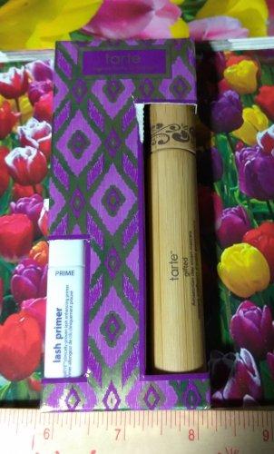 Tarte Gifted Amazonian Clay Mascara  + MultiplEYE Lash Primer