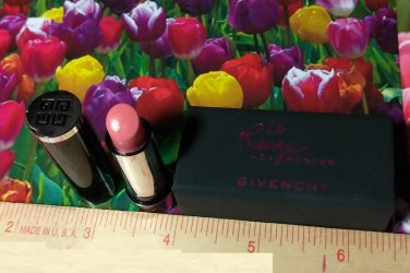 Givenchy Le Rouge a Porter Lipstick ~ #201 ROSE ARISTOCRATE ~ .03 oz / 1 g Travel Size