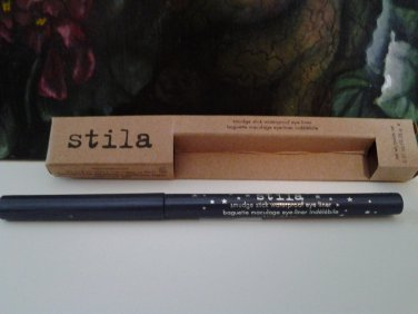 Stila Smudge Stick Waterproof Eye Liner ~ BLUE RIBBON ~  .01 oz Full Size