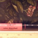 Laura Geller Color Drenched Lip Gloss ~ POPPIN PINK ~ (soft candy pink) .3 oz Full Size