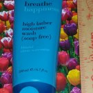 Breathe HAPPINESS Blissful Citrus Watermint High Lather Moisture Wash Full Size Bath & Body Works