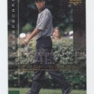 TIGER WOODS 2002 Upper Deck UD Leaderboard