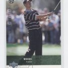TIGER WOODS 2003 UD Superstars #1 GOLF