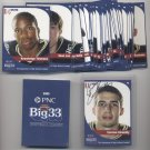 2005 Big 33 High School PA Football SEALED set w/ AUTO