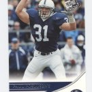 PAUL POSLUSZNY 2007 Press Pass PENN STATE Bills