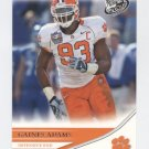 GAINES ADAMS 2007 Press Pass #23 CLEMSON TB Bucs