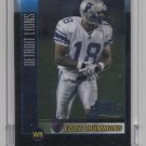 EDDIE DRUMMOND 2002 Bowman CHROME Uncirculated ROOKIE