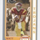MATT LEINART 2006 Press Pass Silver Collectors Series #OS21 ROOKIE USC Trojans CARDINALS