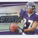 DEMETRIUS WILLIAMS 2006 Upper Deck ROOKIE Ravens OREGON