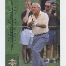 "ARNOLD PALMER 2001 Upper Deck ""Defining Moments"" PGA"