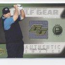 CRAIG STADLER 2004 UD Golf Gear TOUR SHIRT Swatch PGA