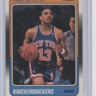 MARK JACKSON 1988 88 Fleer #82 ROOKIE RC NY Knicks