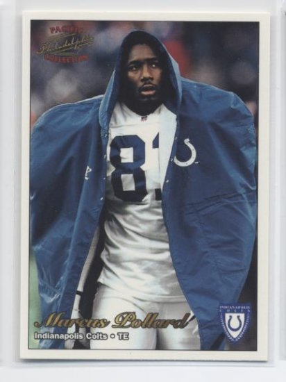 MARCUS POLLARD 1997 Pacific Philadelphia ONLY ROOKIE