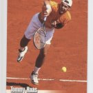TOMMY HAAS 2003 NetPro #92 SP ROOKIE Germany