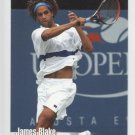 JAMES BLAKE 2003 NetPro #7 ROOKIE USA