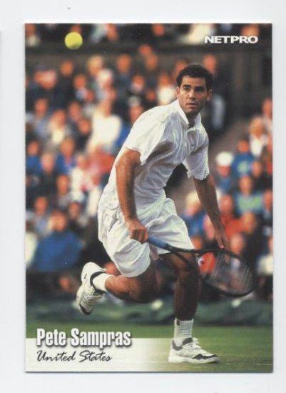 PETE SAMPRAS 2003 NetPro #14 USA