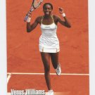 VENUS WILLIAMS 2003 NetPro #2 ROOKIE USA