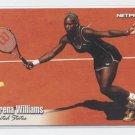 SERENA WILLIAMS 2003 NetPro #1 ROOKIE USA