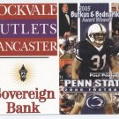 PAUL POSLUSZNY 2006 Penn State Football Schedule FULL SIZE