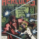 Marvel Comics: Hercules Prince of Power #2 October 1982