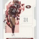 MICHAEL ROBINSON 2006 Playoff NFL Playoffs #117 ROOKIE Penn State SF 49ers QB
