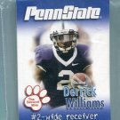 PENN STATE Second Mile 2007 Football Complete Set