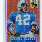 LENNY MOORE 2001 Topps Archives Reserve REFRACTOR #53 PENN STATE