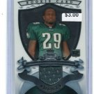 TONY HUNT 2007 Bowman Sterling ROOKIE JERSEY Penn State EAGLES