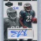 TONY HUNT 2007 Topps Co-Signers ROOKIE AUTO Penn State EAGLES