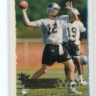 KERRY COLLINS 1995 Topps #224 ROOKIE Penn State PANTHERS QB