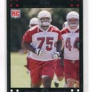 LEVI BROWN 2007 Topps #393 ROOKIE Penn State