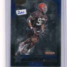COURTNEY BROWN 2000 Leaf Certified 5-Star BLUE SP #d/1000 ROOKIE Penn State BROWNS