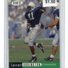 LaVAR ARRINGTON 2000 Sage Hit #11 ROOKIE Penn State REDSKINS