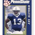JAY ALFORD 2005 Penn State Second Mile PRE-ROOKIE