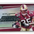 MICHAEL ROBINSON 2006 UD Star Rookies Exclusive Edition #271 ROOKIE Penn State 49ers