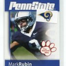 MARK RUBIN 2008 Penn State Second Mile RAMS
