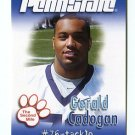 GERALD CADOGAN 2007 Penn State Second Mile PANTHERS