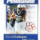 GERALD CADOGAN 2008 Penn State Second Mile PANTHERS