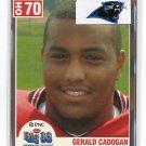 GERALD CADOGAN 2004 Big 33 High School card PANTHERS