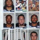 2009 Big 33 High School PENNSYLVANIA PA Football SEALED set w/ random AUTOGRAPH