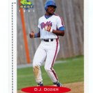 D.J. DOZIER 1991 Classic Best AA #387 Williamsport Bills PENN STATE