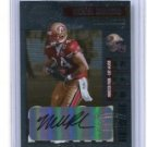 MICHAEL ROBINSON 2006 Playoff Contenders AUTO ROOKIE Penn State 49ers