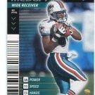 O.J. McDUFFIE 2001 NFL Showdown #59 PENN STATE Dolphins